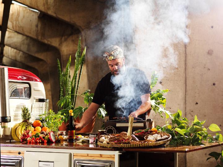 Foodtruck   Live Cooking   Tre In Viaggio